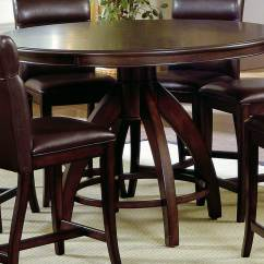 Tall Dining Table Chair Covers Spray Paint Vinyl Hillsdale Nottingham Round Counter Height Hd