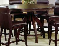 Hillsdale Nottingham Round Counter Height Dining Table HD ...