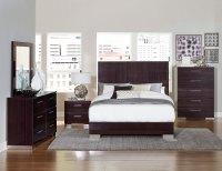 Homelegance Moritz Bedroom Set - High Gloss 1706-BEDROOM ...