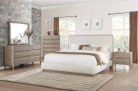 Homelegance Aristide Upholstered Platform Bedroom Set ...