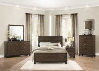 Homelegance Branton Bedroom Set - Antique Brown 1968 ...