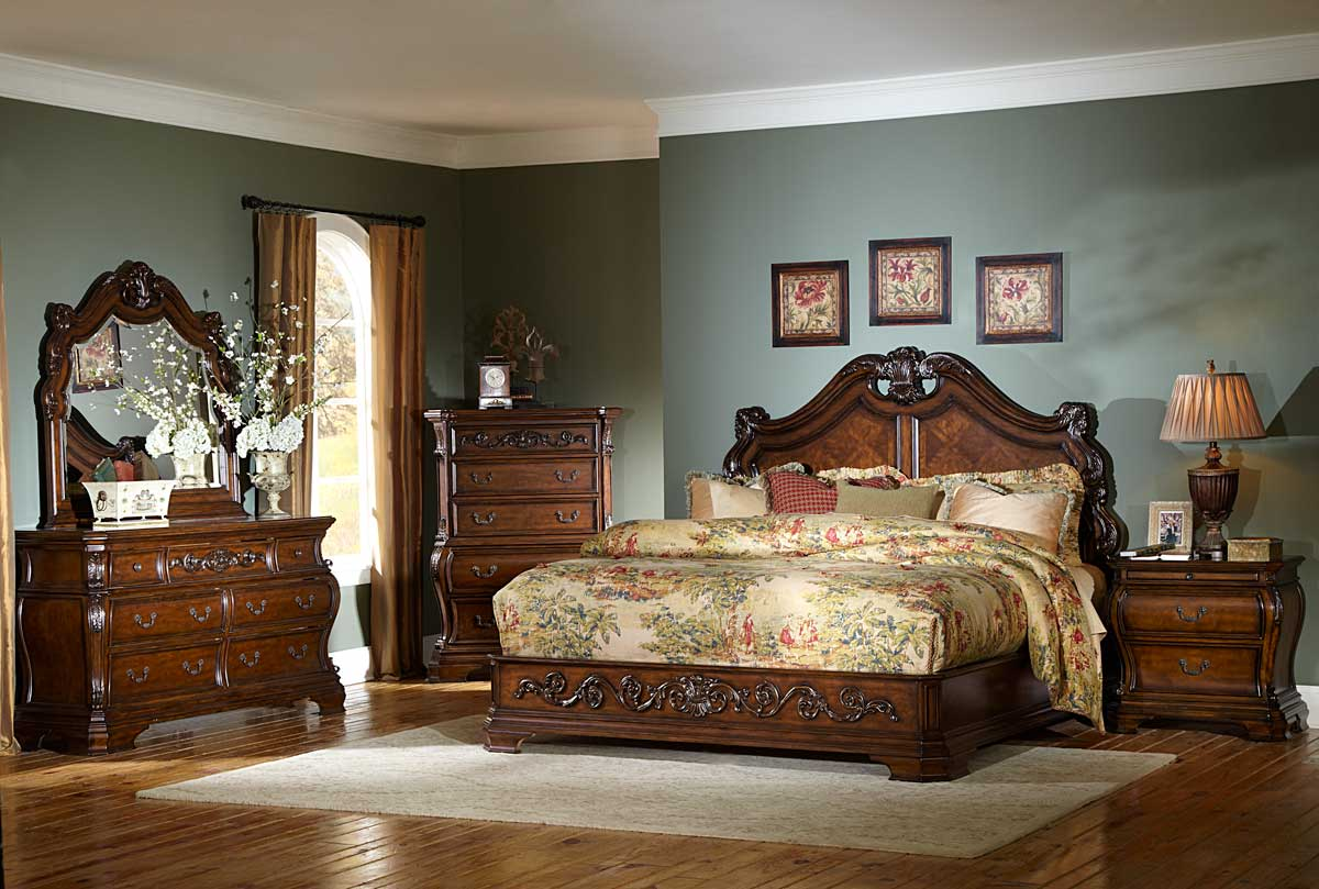 Homelegance Cromwell Bedroom Set B21061 at Homelementcom