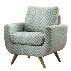 Accent Chair Teal Outdoor Wedding Rentals Homelegance Deryn Polyester 8327tl