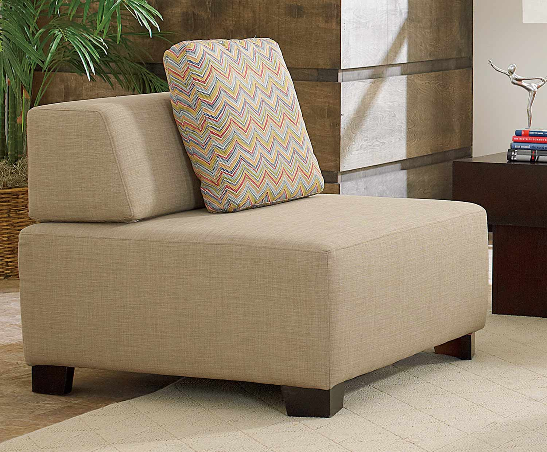 oatmeal sofa set artikel homelegance darby 8507be at