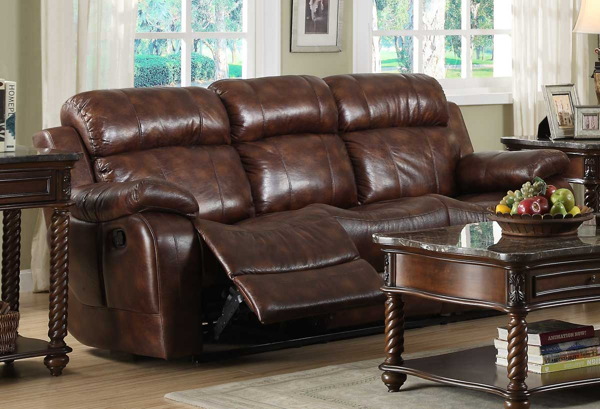 double recliner chairs with cup holders target parsons chair homelegance marille reclining sofa center drop