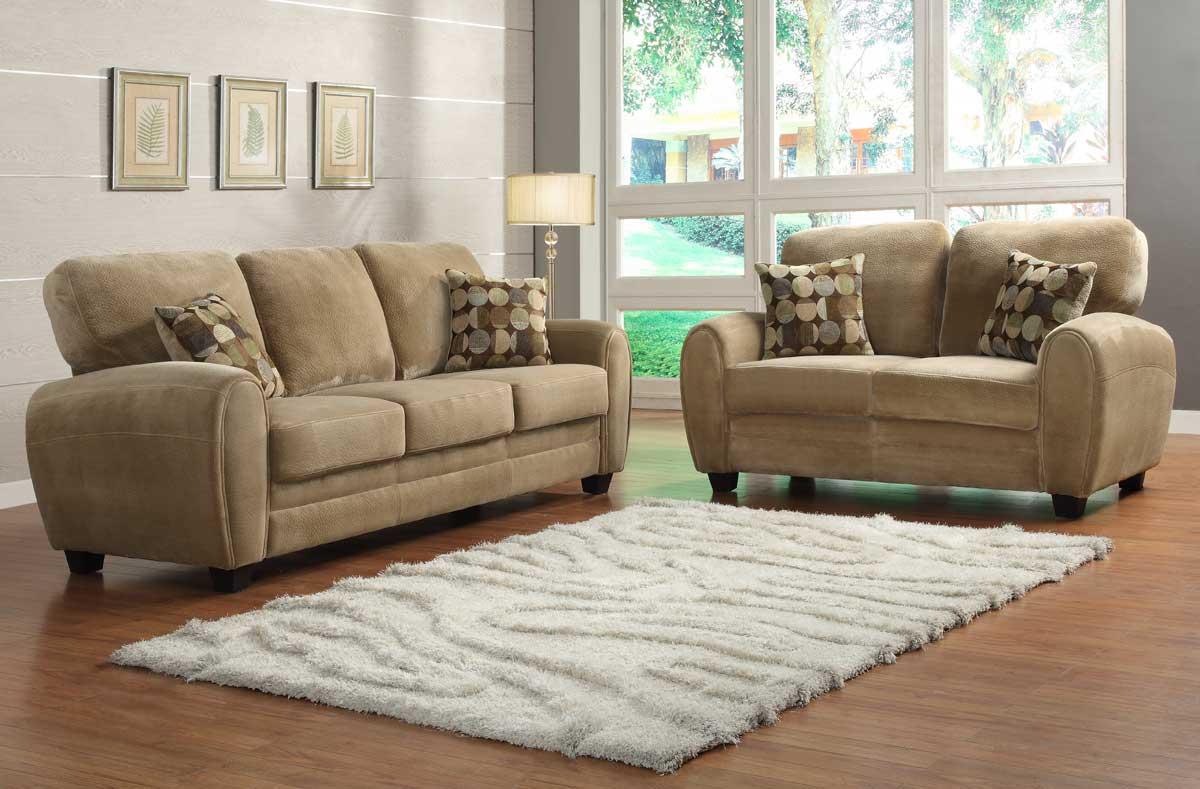 drawing room sofa images klik klak reviews homelegance rubin set brown textured microfiber
