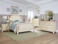 Homelegance Inglewood II Bedroom Set - White B1402W-BED ...