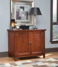 Home Styles Hanover Compact Office Cabinet 88-5532-19 ...