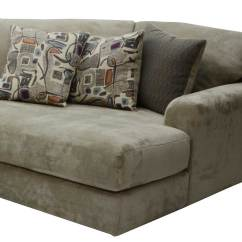 Wedge Table For Sectional Sofa Modern Settees Sofas Jackson Malibu Piano Set Jf 3239 4 Taupe At