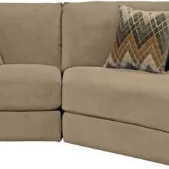 Wedge Table For Sectional Sofa Without Backrest Jackson Malibu Piano Set - Sand Jf-3239 ...