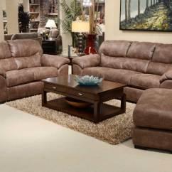 Jackson Furniture Sofa With Chaise Grant Bonded Leather Set Silt Jf 4453