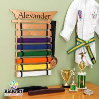 KidKraft Martial Arts Belt Holder 14245 at Homelement.com
