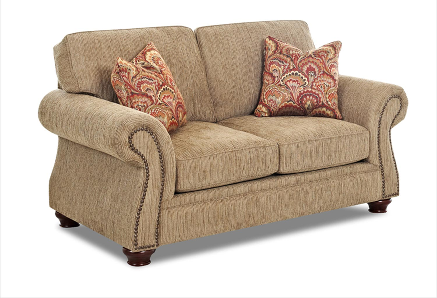 bentley casual sectional sofa with slipcover by klaussner stretch covers ready made australia stuart set mocha k39610