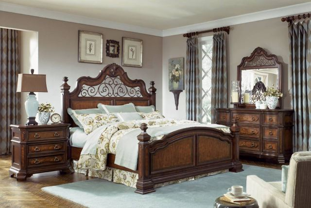 Legacy Classic Royal Tradition Poster Bedroom Set 1080 ...