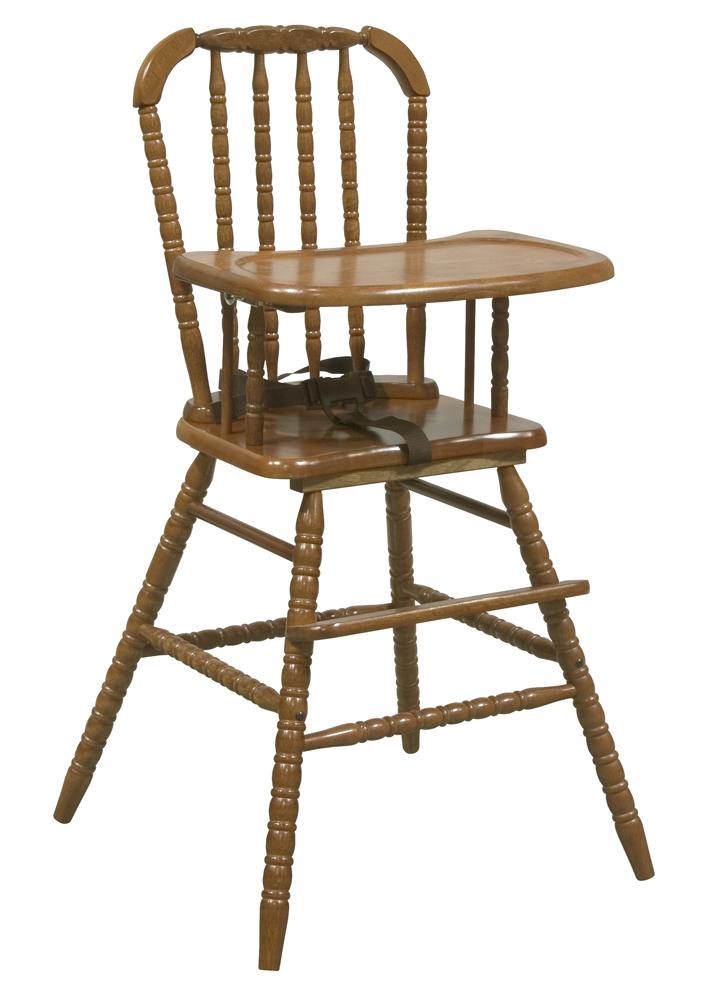 Da Vinci Jenny Lind High Chair in Maple MDBM0384M at