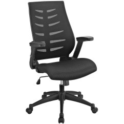 Modway Office Chair The Wooden Stevens Point Wi Force Mesh Black Mw Eei 2065 Blk At