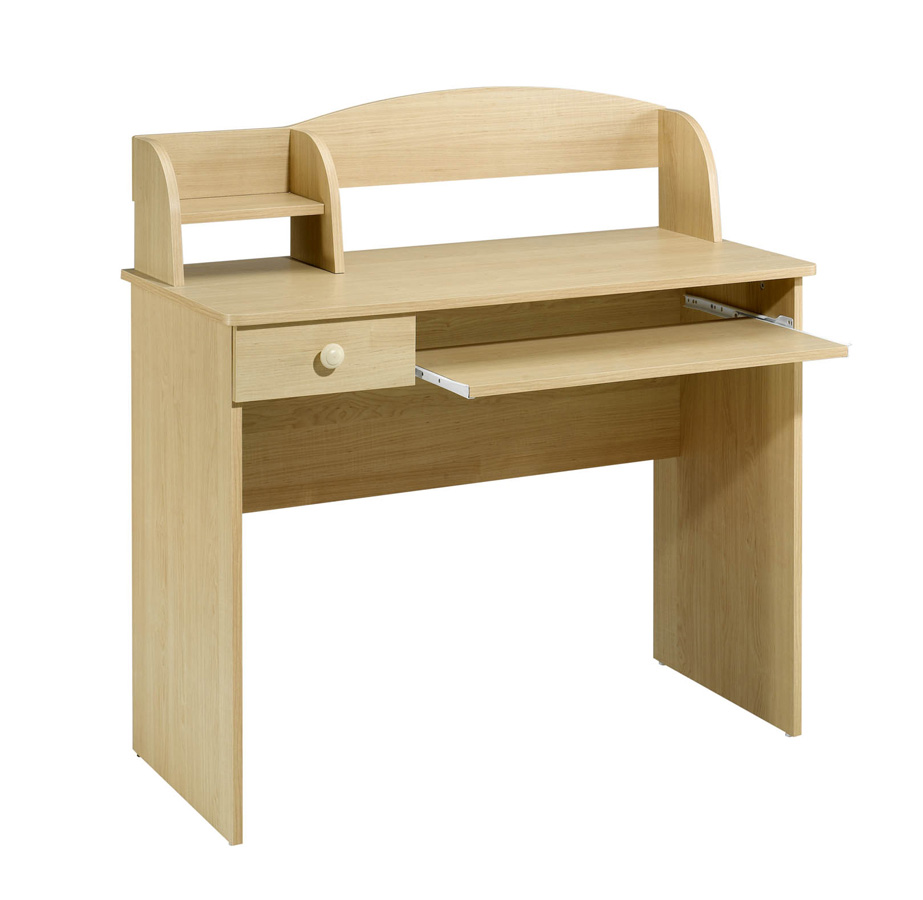 Nexera Alegria Student Desk with Hutch NX5642 at