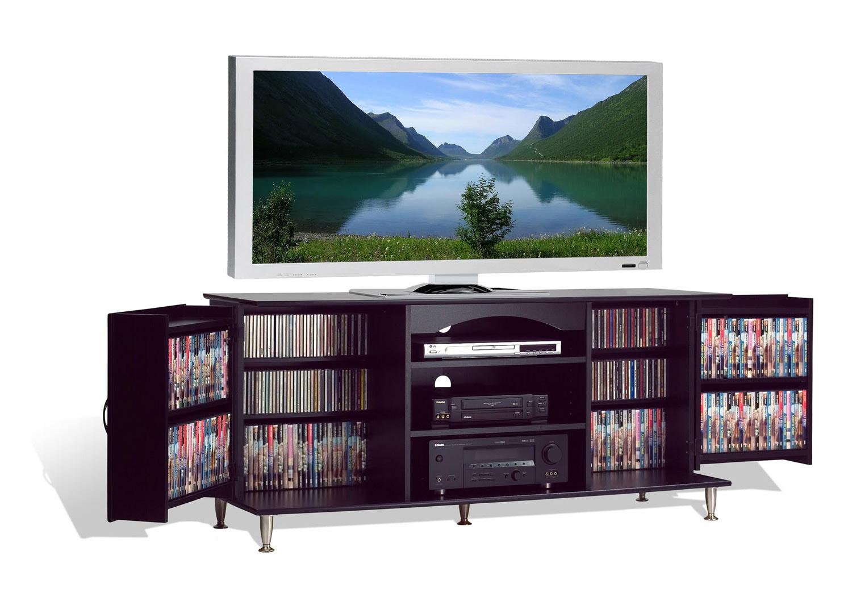 Prepac Premier Large Flat Panel Plasma  LCD TV Console