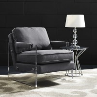 TOV Furniture Serena Floating Lucite Chair A71 at ...