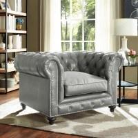 TOV Furniture Durango Rustic Grey Living Room Set S98