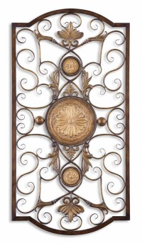 Uttermost Micayla Large Metal Wall Art UTTERMOST-13476 at ...