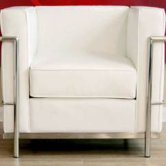 Chair Design By Le Corbusier Covers For Bride And Groom Wholesale Interiors 610 White
