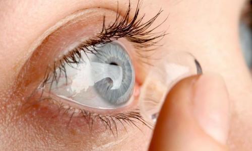 Validade da lente de contato