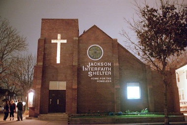 Jackson Interfaith Shelter  Jackson Interfaith Shelter