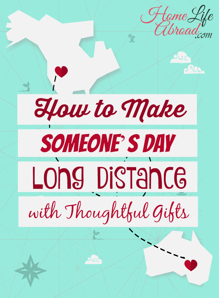 The Best Long Distance Gift Ideas For Loved Ones