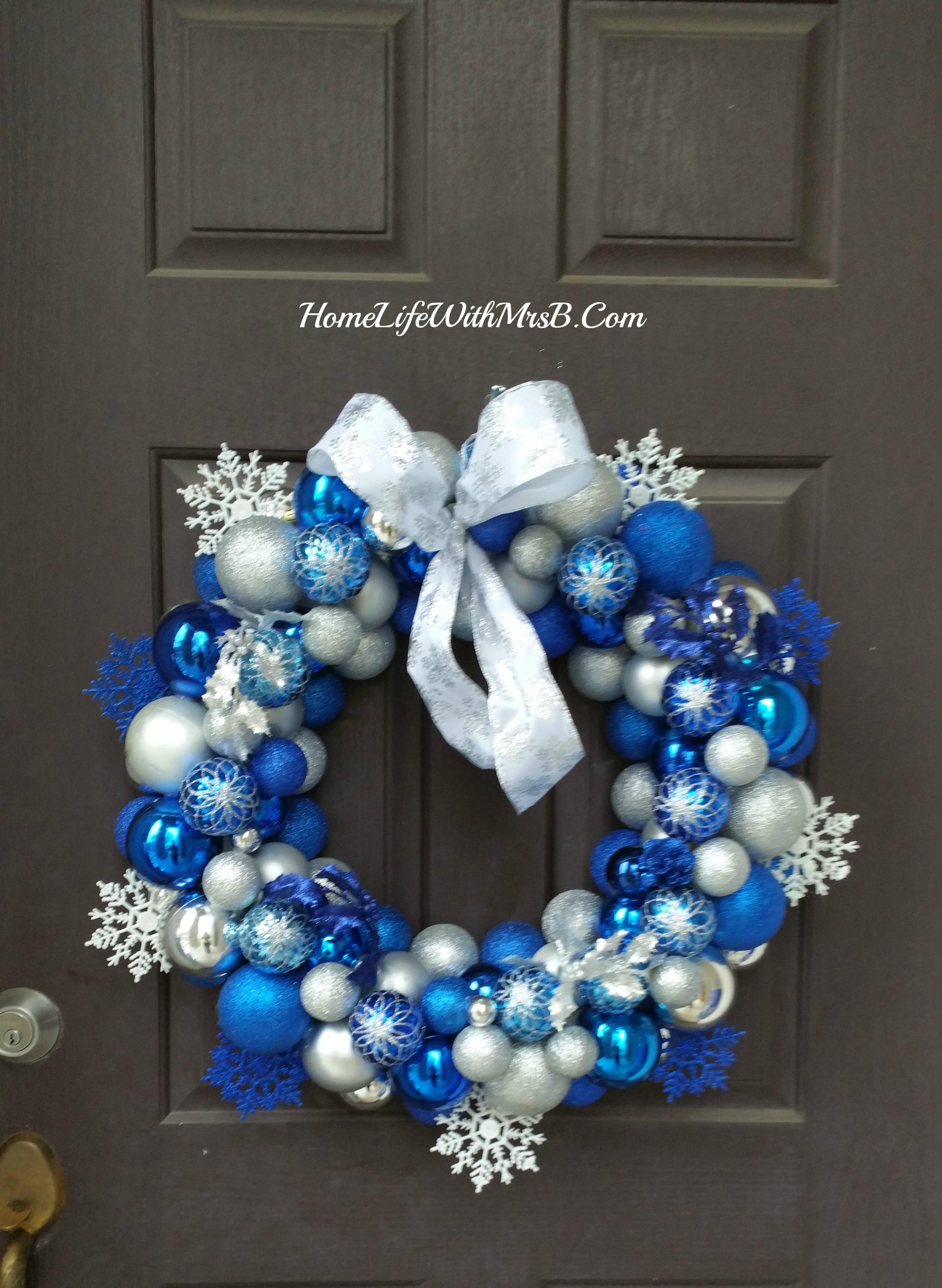 Christmas Decorations On A Budget  5 DIY Wreath Ideas