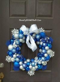Christmas Decorations On A Budget + 5 DIY Wreath Ideas