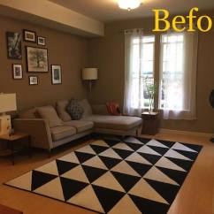Staging A Living Room Gray Laminate Flooring 2 Budget Friendly Diy Tips To Sell Your Home Before