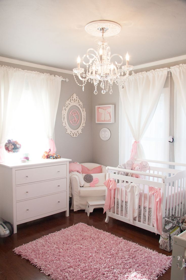 decoration chambre bebe fille princesse