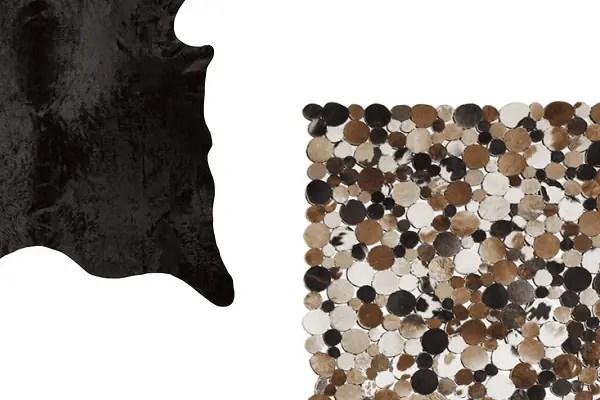 5 alternatives au tapis peau de vache ikea