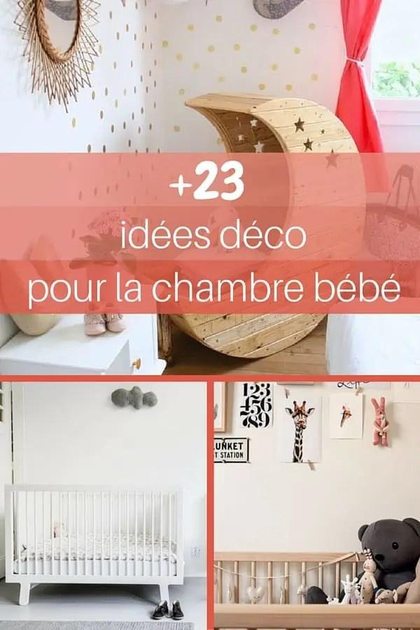 23 Ides Dco Pour La Chambre Bb