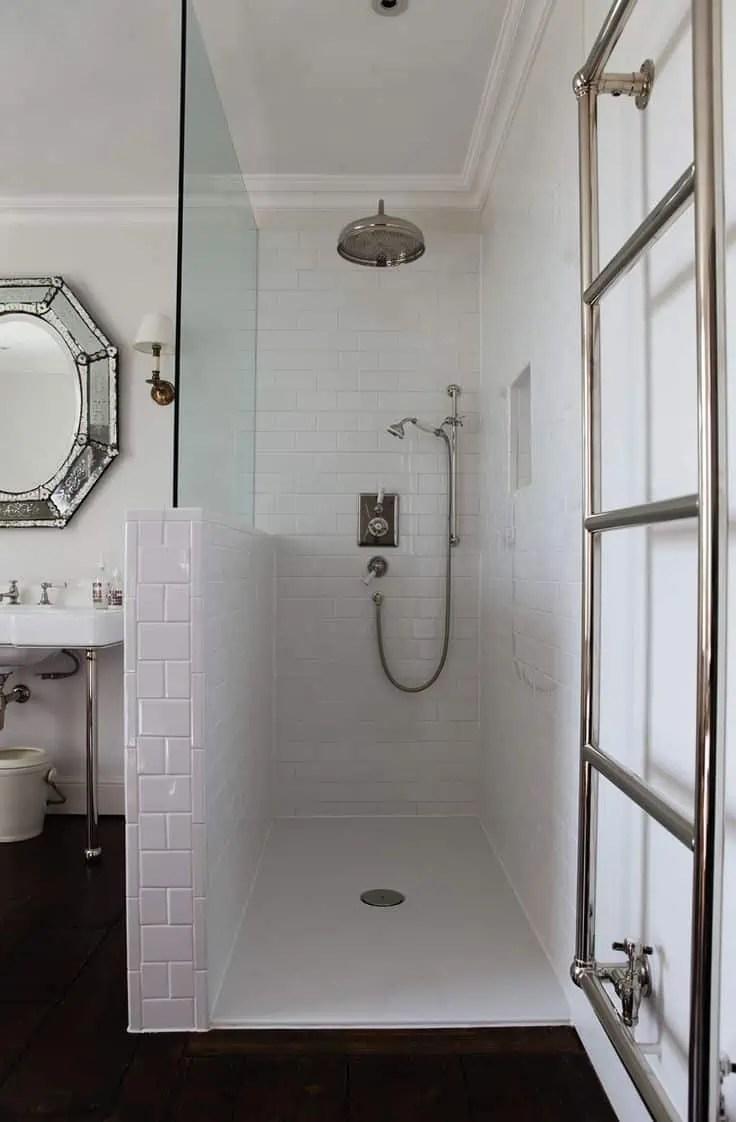 Douche italienne  33 photos de douches ouvertes