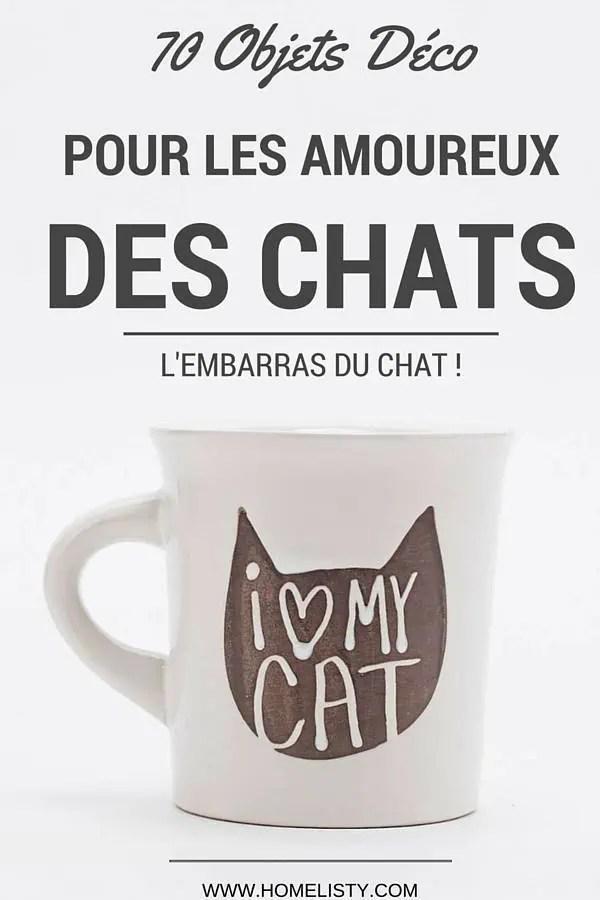 70 Cadeaux Dco Pour Les Amoureux Des Chats