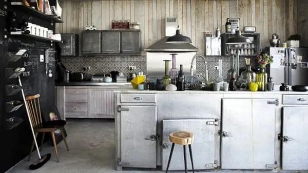 table cuisine industrielle