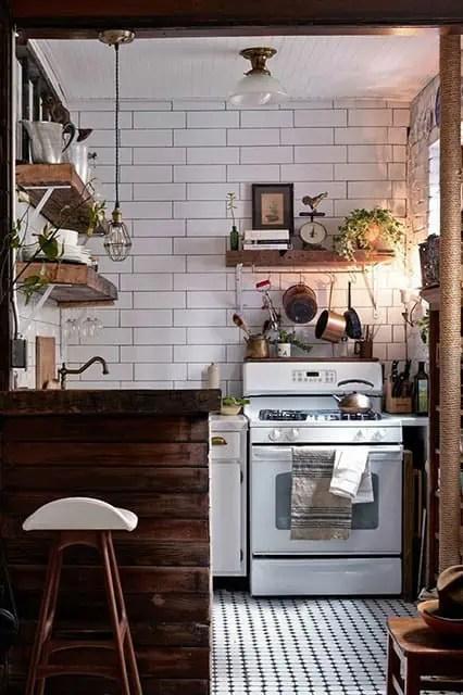 Cuisine Industrielle  43 Inspirations pour un Style Industriel