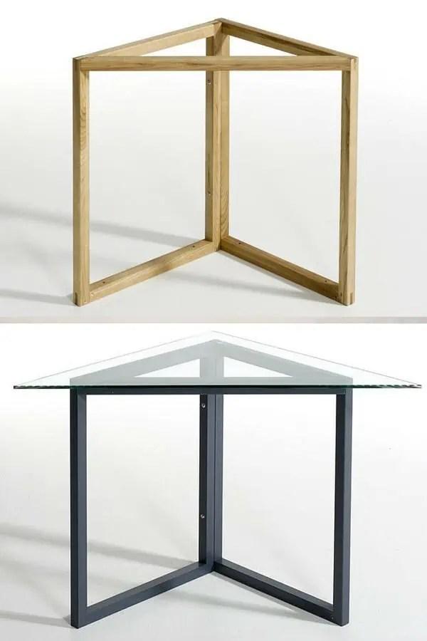 Trteaux Design 21 Ides Pour La Table Ou Le Bureau