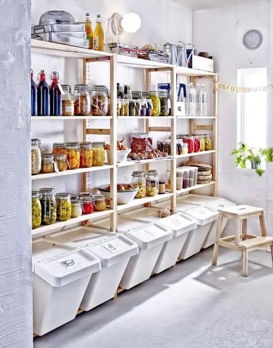 Idee Rangement Cuisine Ikea Venus Et Judes