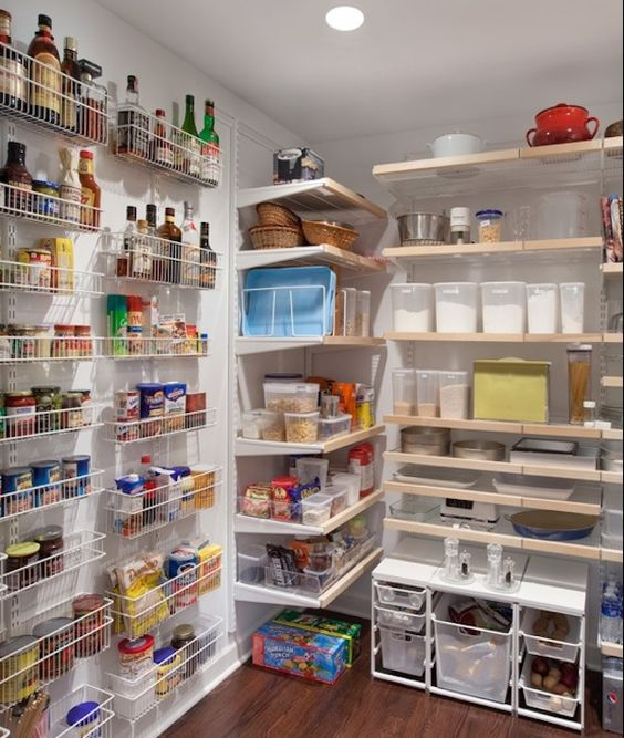 5 idees de garde manger pratiques