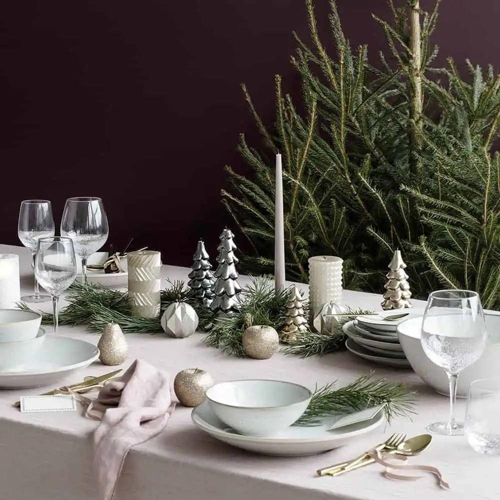 Deco De Table A Faire Soi Meme Pour Noel Fabulous Diy De