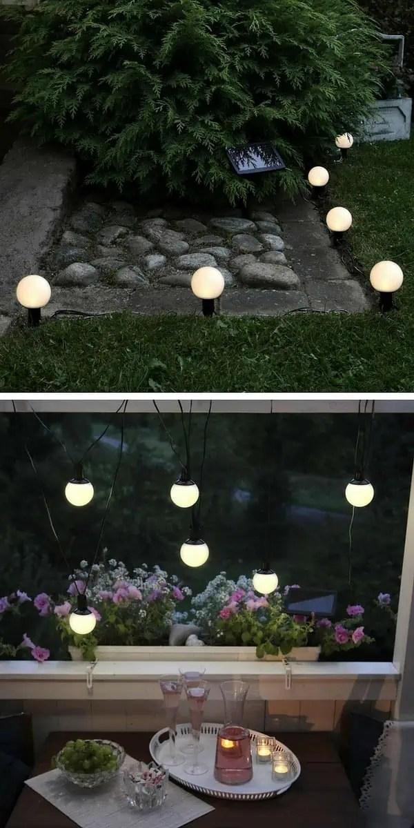 clairage Extrieur  les luminaires pour le jardin la terrasse et le balcon