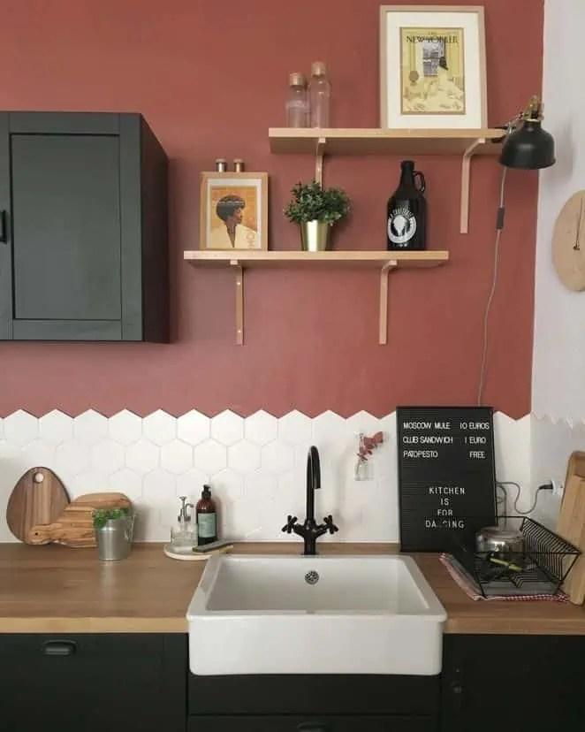 peinture cuisine 10 couleurs tendance