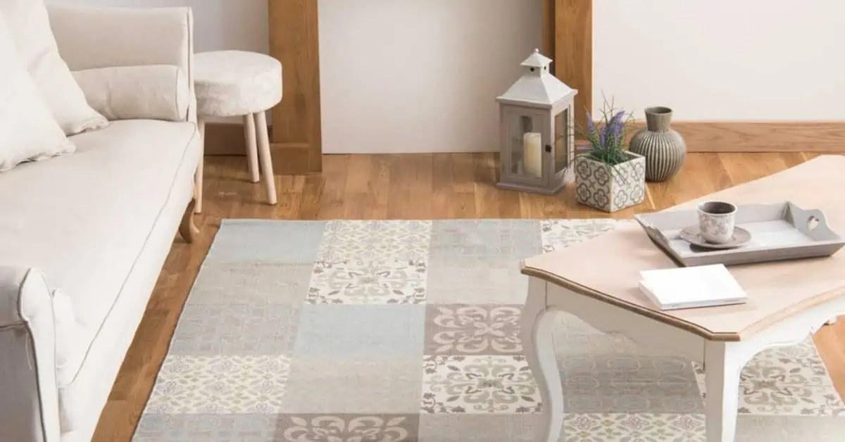 tapis carreaux de ciment tendance
