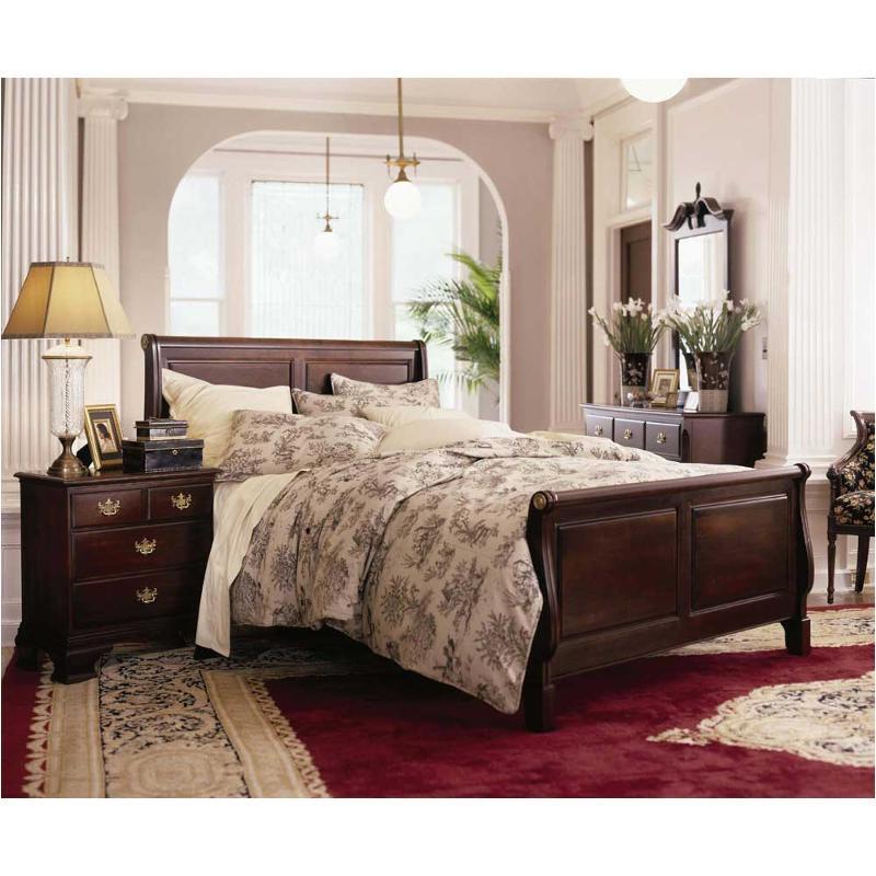 60 152n Kincaid Furniture Carriage House Bedroom King