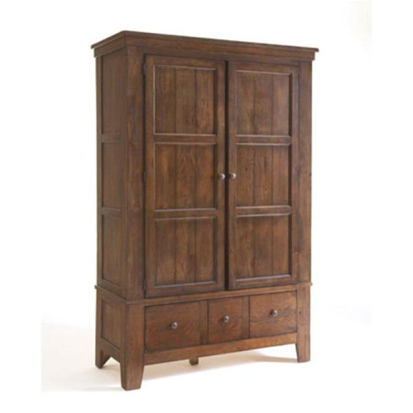 4397-44s Broyhill Furniture Attic Heirlooms Armoire - Stain