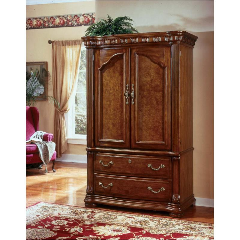 1635 772 Flexsteel Wynwood Furniture Entertainment Armoire
