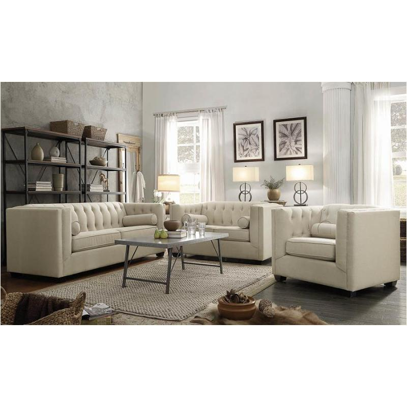 oatmeal sofa emerald craft reviews 504904 coaster furniture cairns living room